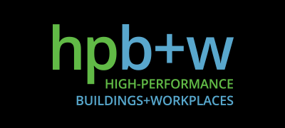 NFMT High Performance Buildings + Workplaces Logo
